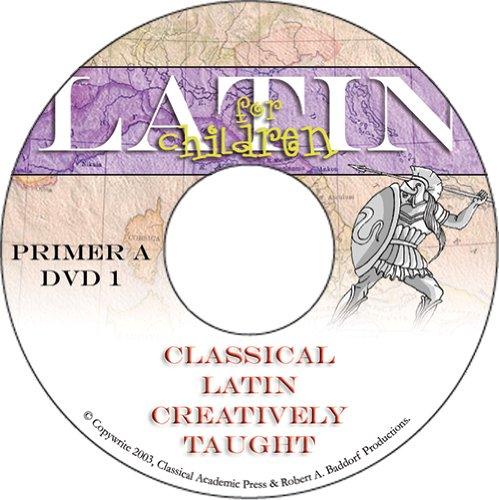 Latin for Children: Primer A: CHRISTOPHER PERRIN: 9781600510021 ...