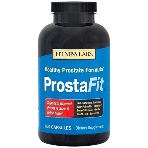 Fitness Labs ProstaFit® with Saw Palmetto, Flowens®, Beta Sitosterol, Nettle, Green Tea and Lycopene, 360 Capsules Review