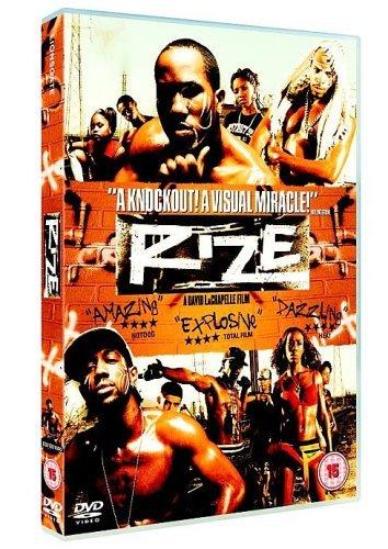 Rize [DVD] by David LaChapelle B01I06XSRM