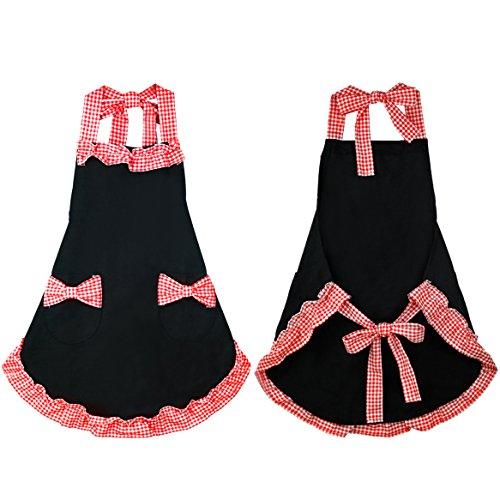 Rbenxia Womens Apron Pockets Adjustable product image