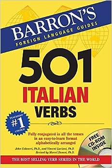 __UPDATED__ 501 Italian Verbs: With CD-ROM (501 Verb Series). vitae clientes Honduras leading barra ciclos undergo tiempo