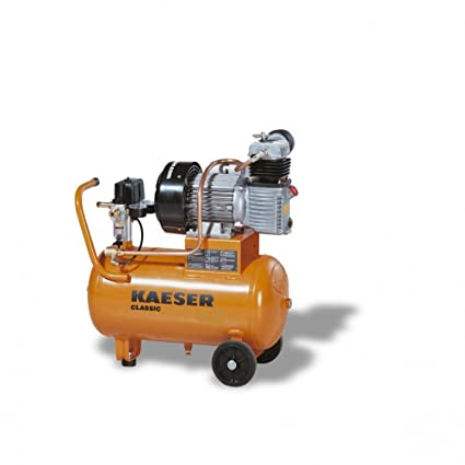 kaeser Classic 210/50 W handwerker Impresión Compresor De Aire