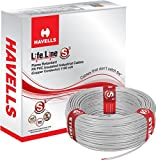 Havells Lifeline Cable 6 sq mm wire (Grey)