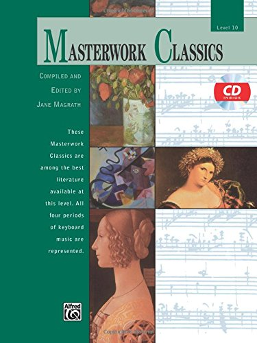 Masterwork Classics: Level 10, Book & CD