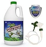 Green Gobbler Vinegar Weed Killer | Natural and Organic Weed Killer | Pet Safe | 1 Gallon