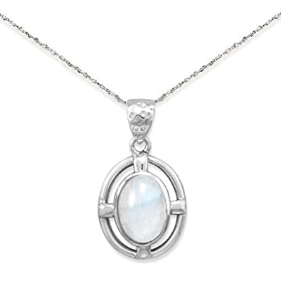 christopher image pendant saint zi silver inch with sterling chain oval