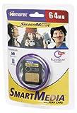 Memorex 64 MB SmartMedia Memory Card with Storage Case(32502064)