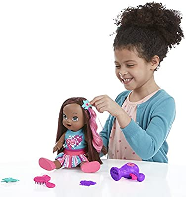 Mua Baby Alive Play N Style Christina Doll African