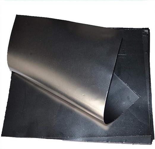 YHcXm High Pure Flexible Graphite Sheet foil Graphite Film,Conductive Graphite Paper for Industry,250x200x0.2mm,20sheet
