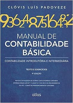 Book Manual de Contabilidade Basica: Contabilidade Introdutoria e Intermediaria
