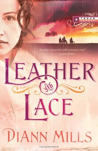 Leather and Lace (Texas Legacy, Book - Leather Morgan Series
