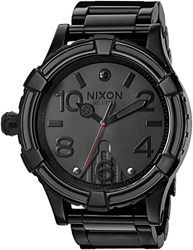 Nixon Men's  51 30 SW  Vader Quartz Stainless Steel Casual (Large Image)