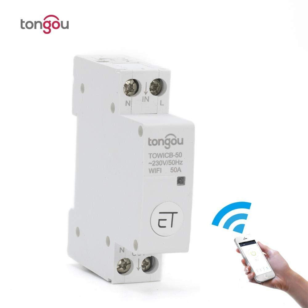 Disjoncteurs Disjoncteur Télécommande de disjoncteur WiFi