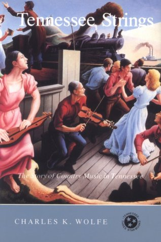 Tennessee String (Tennessee Strings: Story Country Music Tennessee (Tennessee Three Star Books))