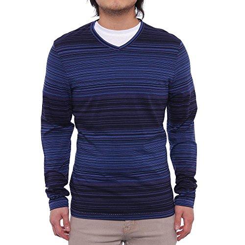 perry-ellis-long-sleeve-v-neck-sweater-men-regular-us-m-blue-sweater-top