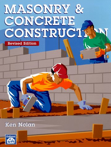 Masonry & Concrete Construction