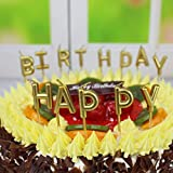 Beurio-Birthday-Letter-Cake-Candles-Gold
