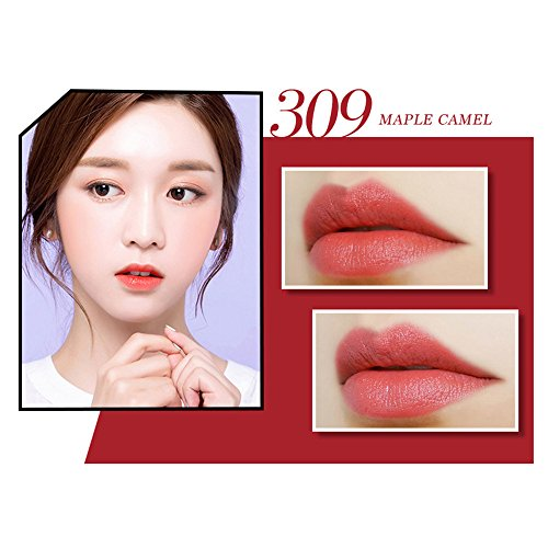 Price comparison product image Bright Lipgloss Womens Colorful Long Lasting Makeup Lip Gloss 10 Colors (309#)