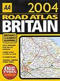 AA Road Atlas Britain 2004, AA, 0749537345
