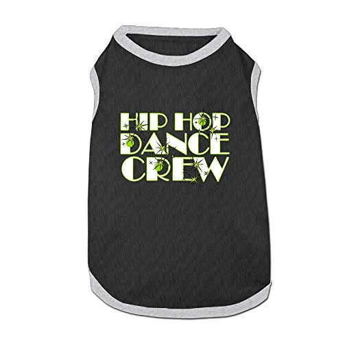 [Cute Dog Sweaters Hip Hop Dance Crew Large Dogs ClothingBeautiful Art] (90s Hip Hop Costume)