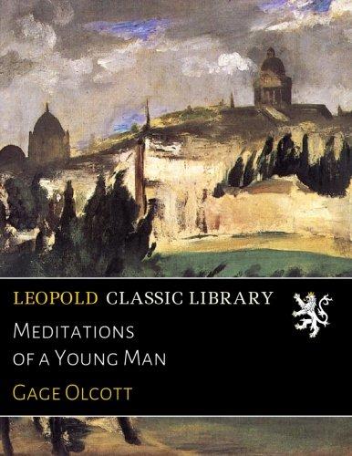 Download Meditations of a Young Man pdf