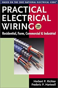 practical electrical wiring book by frederic hartwell. Black Bedroom Furniture Sets. Home Design Ideas