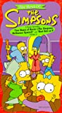 The Best of The Simpsons, Vol. 4 - Tree House Horror (The Simpsons Halloween Special)/ Bart Gets an F [VHS]