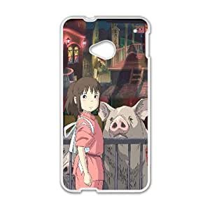 Personal Phone Case Spirited Away For HTC One M7 S1T3348