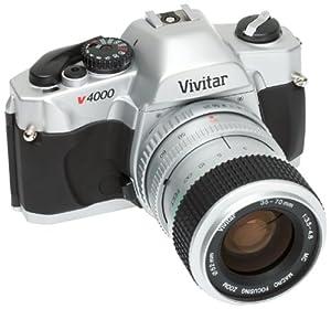 Vivitar V-4000 35mm SLR Camera Kit w/ 35-70mm Lens