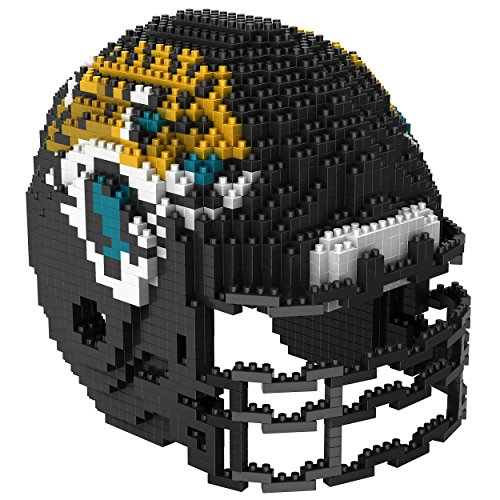 Jacksonville Jaguars 3D Brxlz - Helmet -