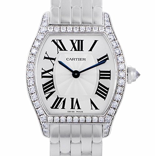 Cartier mechanical-hand-wind womens Watch WA501011 (Certified Pre-owned)