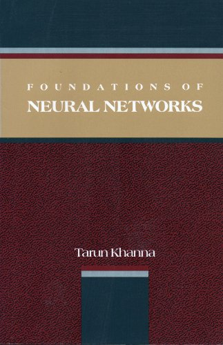Foundations Of Neural Networks (Addison-Wesley Series In New Horizons In Technology)