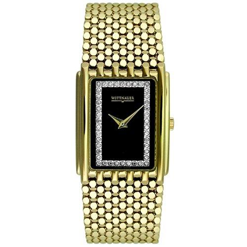 Wittnauer Men's 11D00 Metropolitan Diamond Watch - Guy Diamond Watches