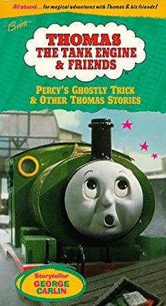 Thomas The Tank Engine And Friends Percys Ghostly Trick Other Stories