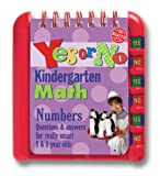 Yes or No Kindergarten Math Numbers, Klutz Press Staff, 1591740029