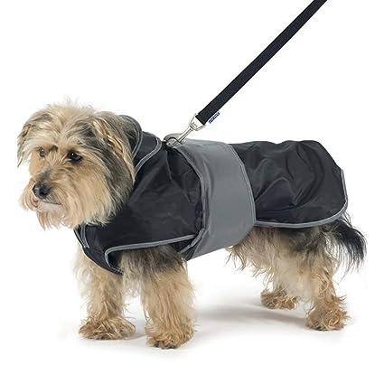Ancol Muddy Paws - Abrigo de arnés 2 en 1 (30 cm, 40-54 cm ...