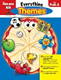 Everything Themes, The Mailbox Books Staff, 1562349333