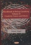 Handbook of Policy Creativity, , 1590330412