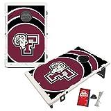 Fordham University Rams Baggo Bean Bag Toss Cornhole Game Vortex Design