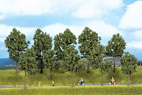 Walthers SceneMaster Summer Trees (10 per Train), Small ()