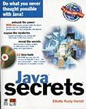 Java Secrets, Elliotte R. Harold and Ed Tittel, 0764580078
