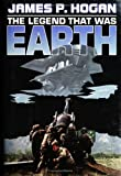 The Legend That Was Earth, James P. Hogan, 0671319450