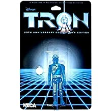 """Tron FLYNN 4"""" Action Figure (20th Anniversary Collector's Edition)"""