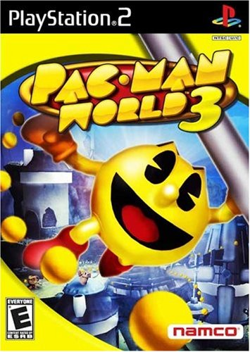 Pac-Man World 3 - PlayStation 2 (Pacman World 2 Ps2)