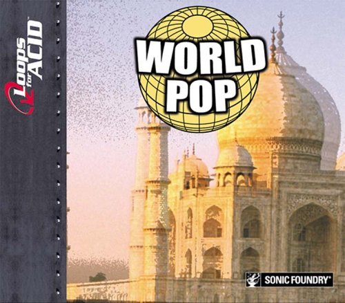 SONIC FOUNDRY World Pop for Windows by