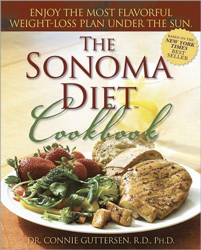 Sonoma Diet Cookbook Connie Guttersen
