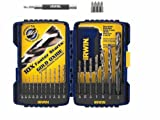 Irwin Industrial Tools 3018024SM TurboMax Pro Drill Bit Set, 18-Piece