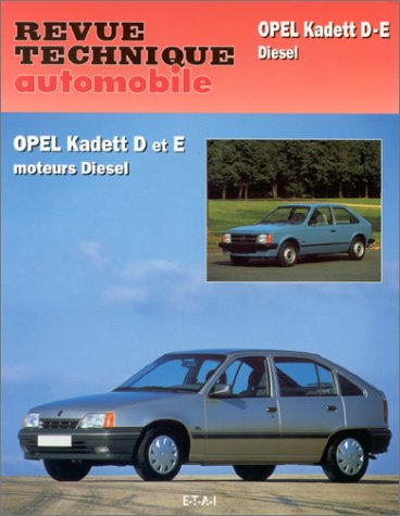 Opel Kadett D et E moteurs diesel for sale  Delivered anywhere in USA