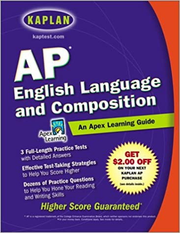 AP English Language Composition An Apex Learning Guide