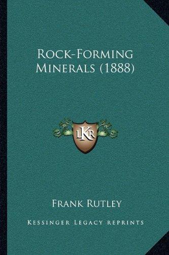 Rock-Forming Minerals (1888)